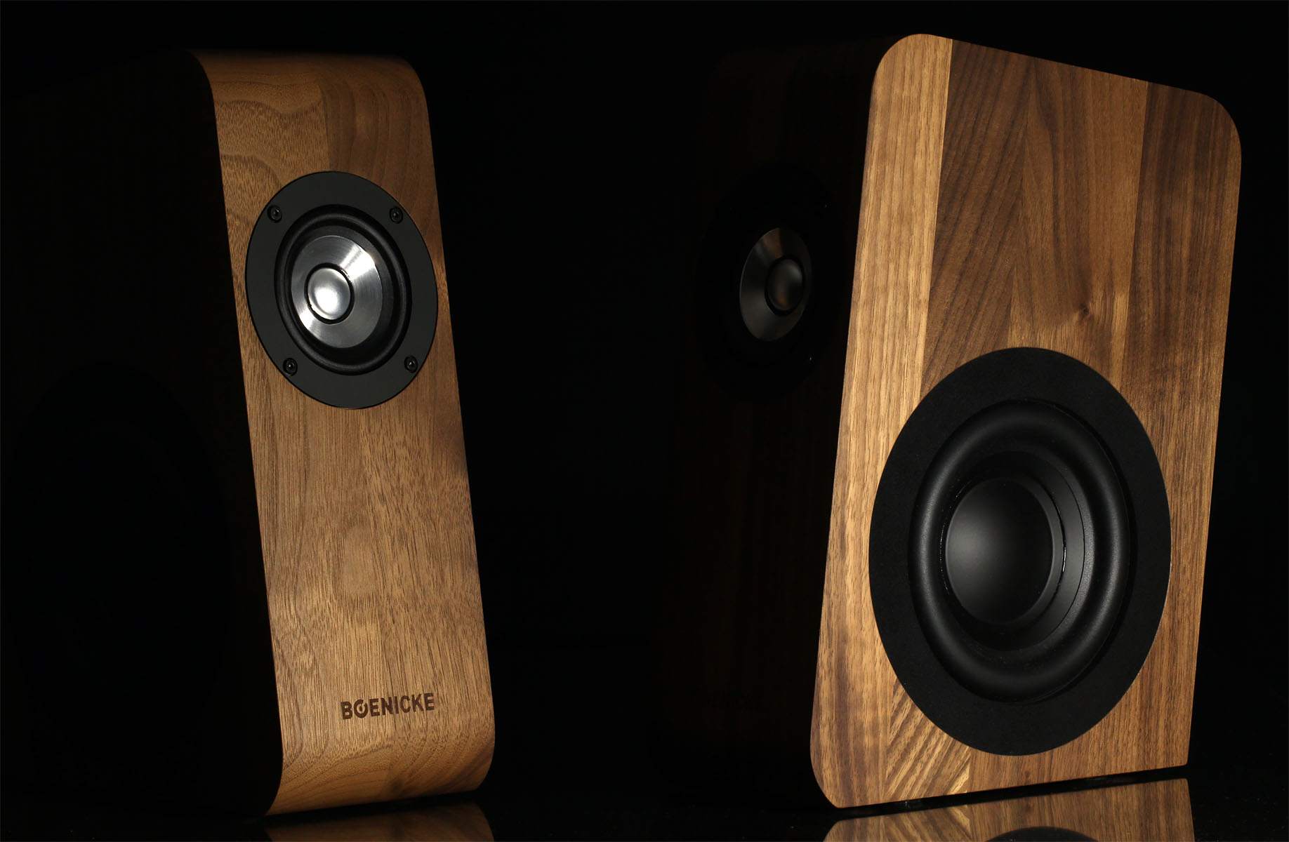 Comparing A Live Show Experienced In The Best Row To Listening Pair Of Ordinary Speakers At First Latter Model Impresses With Its Direct And