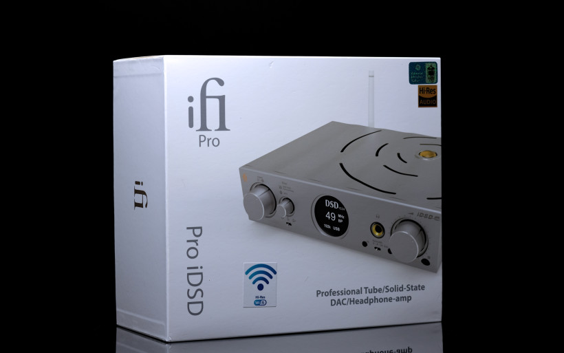 iFi Audio Pro iDSD – HiFi Knights